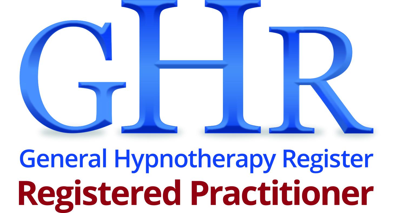 ghr logo (registered practitioner) vector - CMYK - print V2